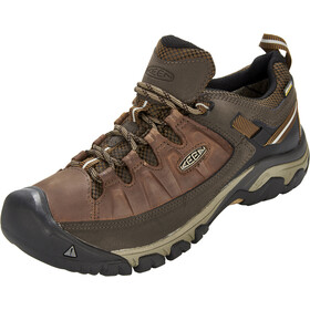 Keen Targhee III WP Shoes Men big ben/golden brown